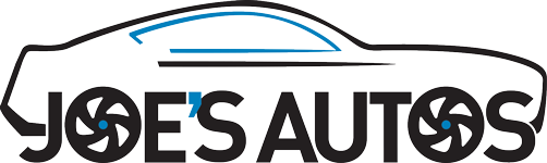 Joe's Autos Logo